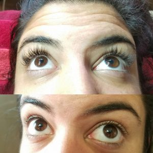 At Transformations Sylvania Hair Renewal Studio eyelashes are a specialty