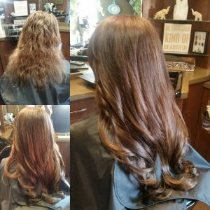 Glamorous Transformations Sylvania Hair renewal studio hair extensions
