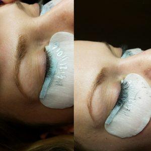 More beatiful eyelashes by Transformations Sylvania Hair Renewal Studio