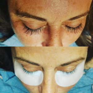 More examples of eyelashes by Transformations Sylvania Hair Renewal Studio