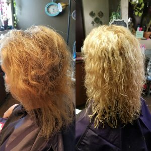One of many hair extensions by Transformations Sylvania Hair renewal studio