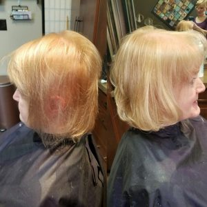 Transformations Sylvania Hair renewal studio hair extensions are  lovely