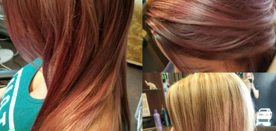 Transformations Sylvania Hair renewal studio hair extensions example