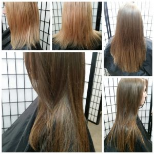 Try Transformations Sylvania Hair renewal studio hair extensions