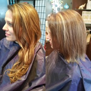 You will love your hair extensions by Transformations Sylvania Hair renewal studio