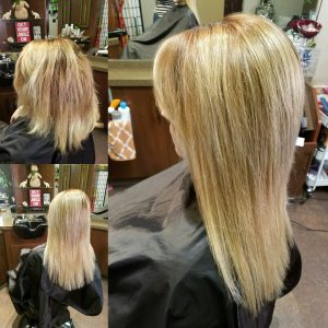 expert hair extensions by Transformations Sylvania Hair renewal studio