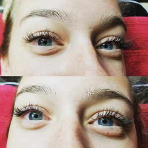 eyelashes by Transformations Sylvania Hair Renewal Studio