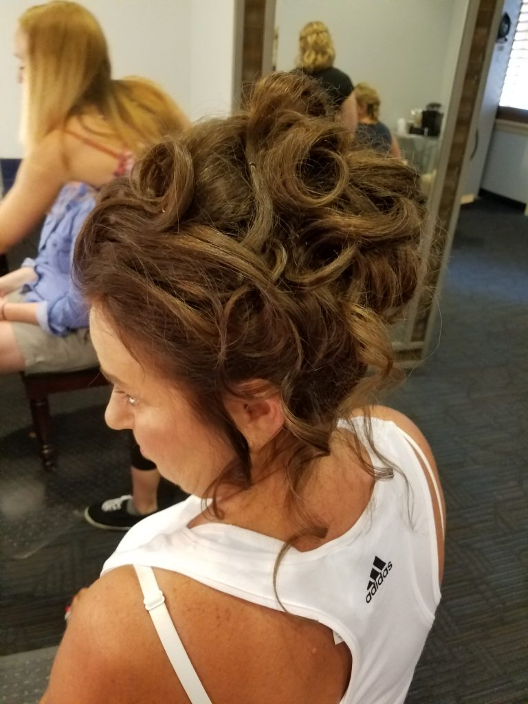 Another gorgeous updo by Transformations Sylvania