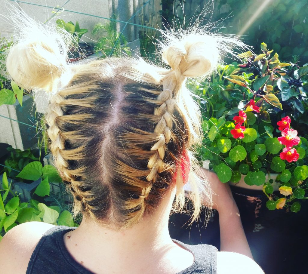 Awesome updo by Transformations Sylvania